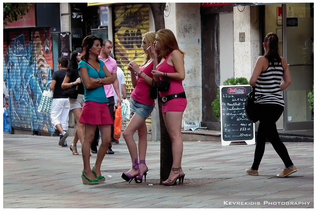 prostitutas en gran via prostitutas en la calle montera