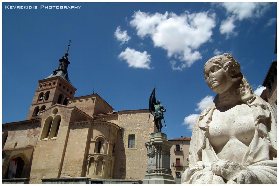 Segovia by Kevrekidis