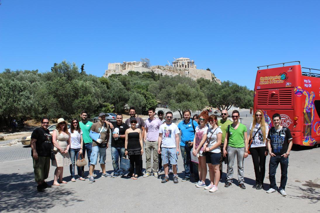 devMEET Athens 2013 Group 03 by Kevrekidis