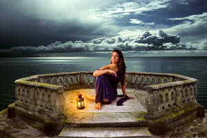Lady Night by Hossam2