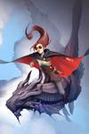 Dragon Assassin by Nigreda