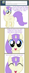 Ask Nebula 001: Cutie Mark by CocoaNutCakery