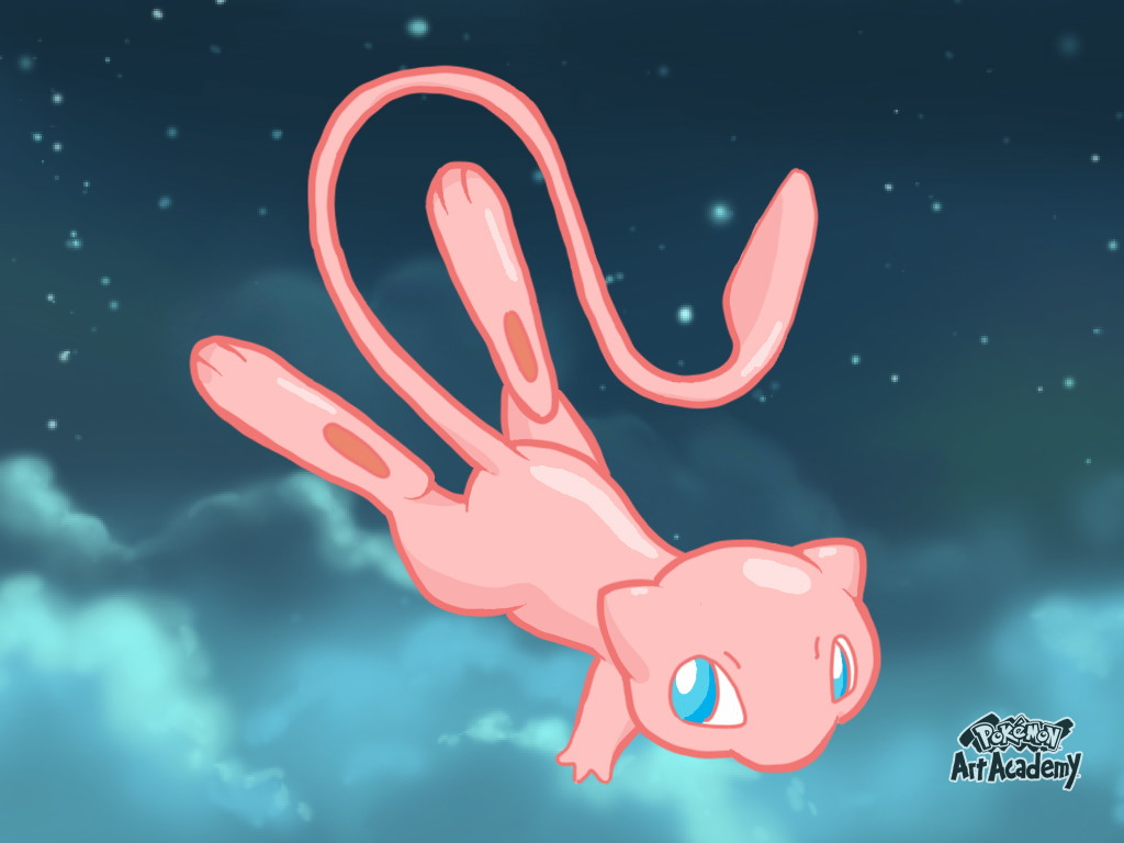 Mew by LordBlumiere