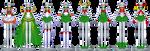 SSMU - Fuku Designs 3 by LordBlumiere