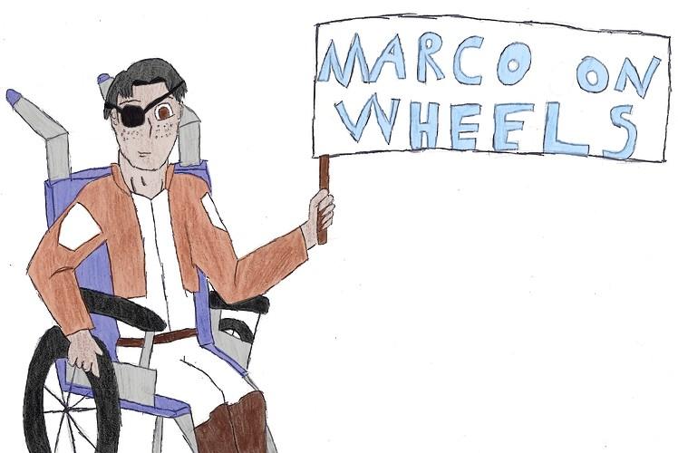 Marco blog header by Haruka13666