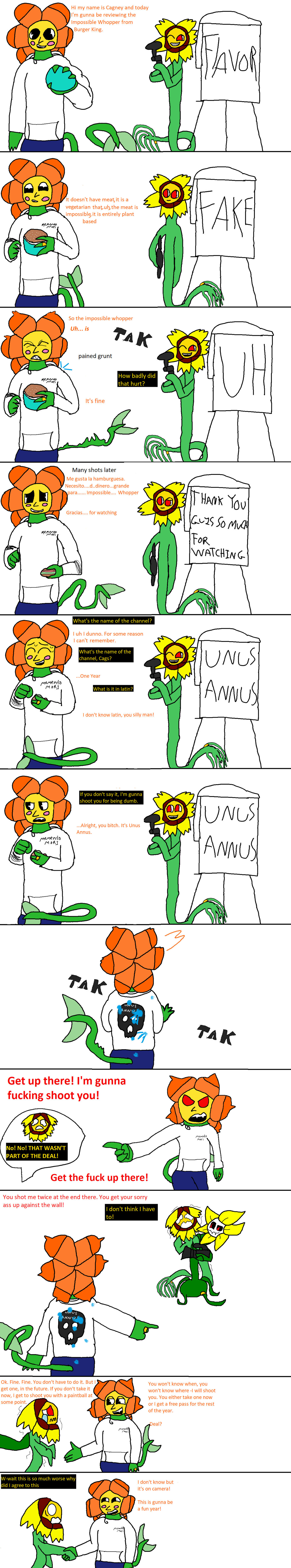 Giving Cory A Paintball Gun Was A Mistake By 28characterslater On Deviantart