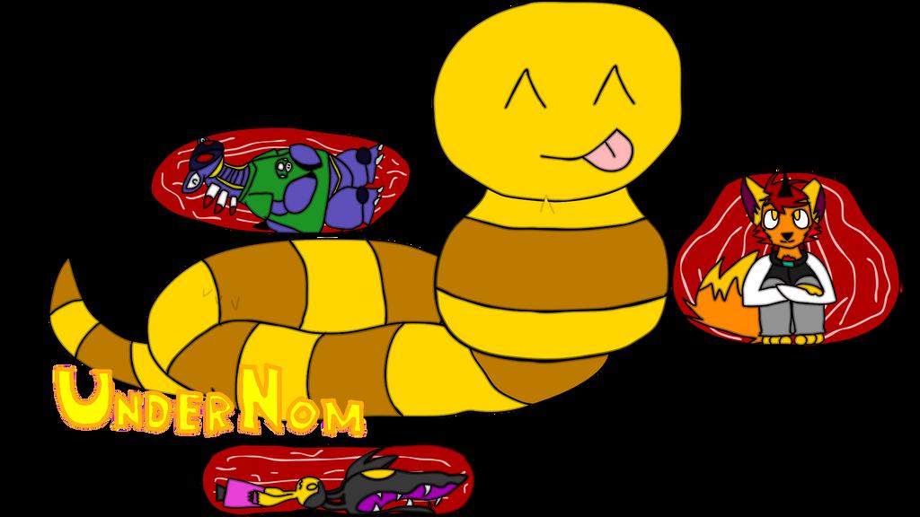 (Vore) A Fox And Two Pokemon. By UnderNom On DeviantArt