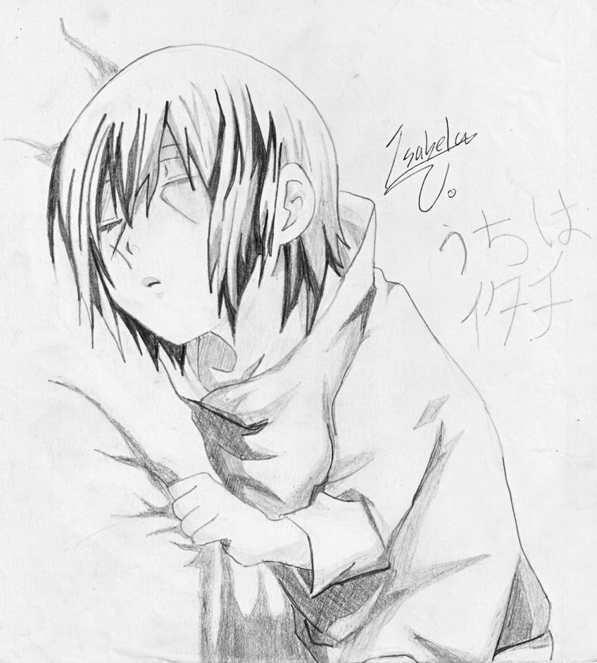Little Itachi by Yukiisa
