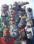 Limbo Warriors