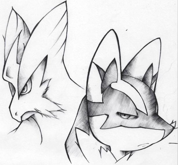 Galeria de Gaby Napier Pokemon_mega_evolution__by_gabynapier-d6i0f98