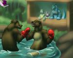 Bear Boxing