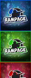 Rampage team logo example by Lolpopbob