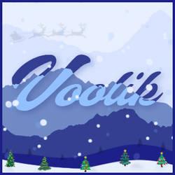 Voolik  Christmas by Lolpopbob