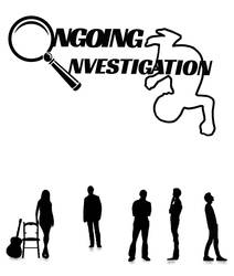 Ongoing Investigation CD Cover by Encyes