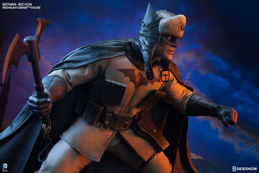 Sideshow Batman Red Son-300427-02 by Encyes