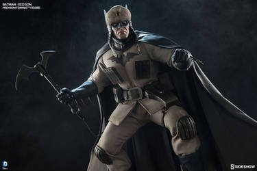 Sideshow Batman Red Son-300427-03 by Encyes