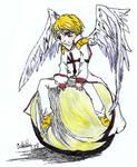 Baroque Archangel
