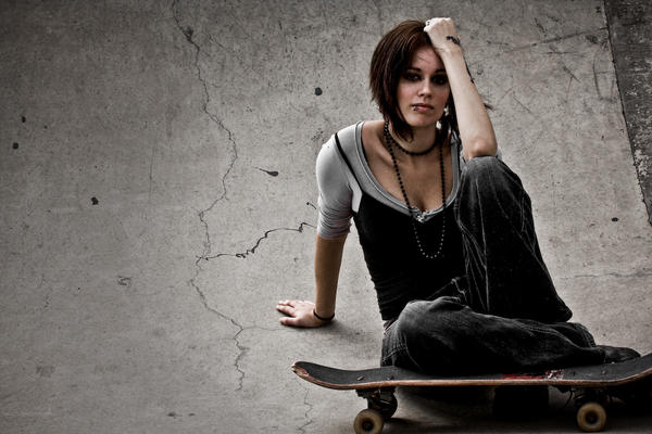 1000+ images about skate girl on Pinterest | Skate girl ...