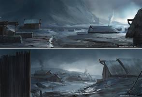 Vikings! by Sickbrush