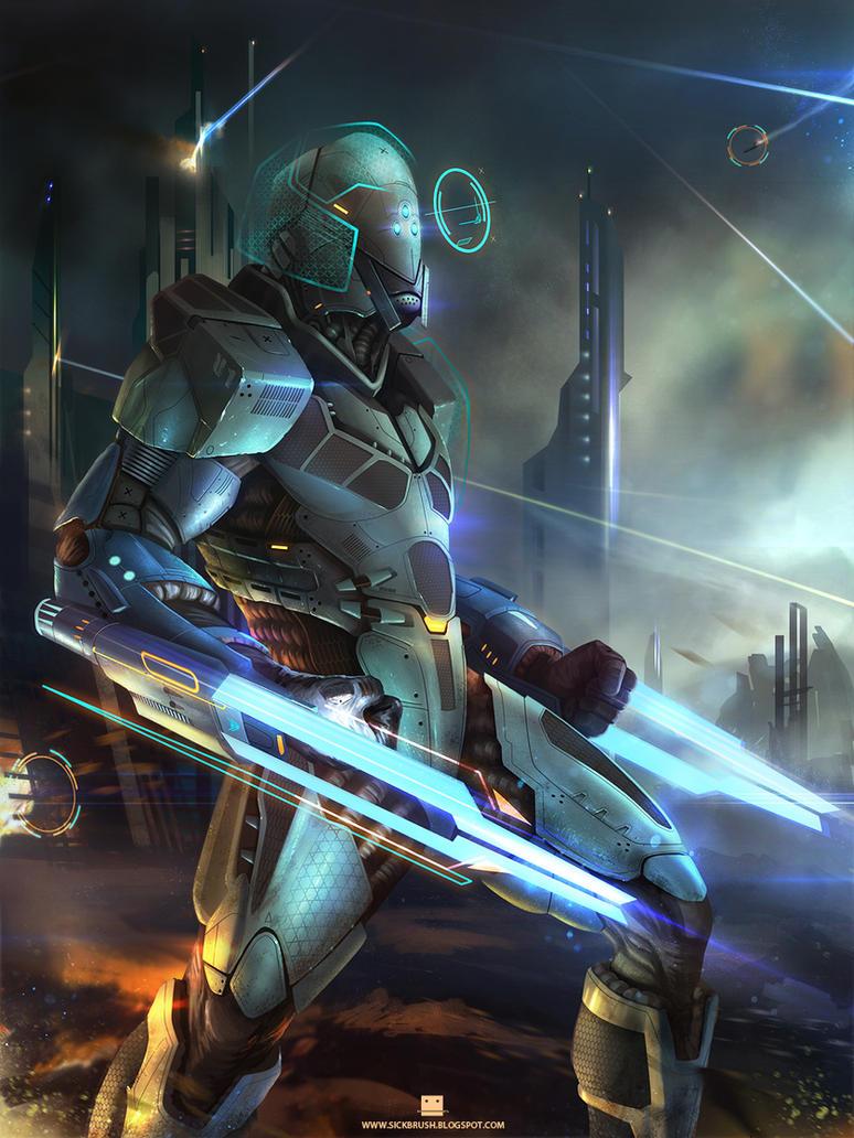 Stargazer by Sickbrush