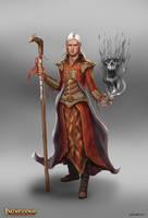 Pathfinder - Soul Warden by Sickbrush