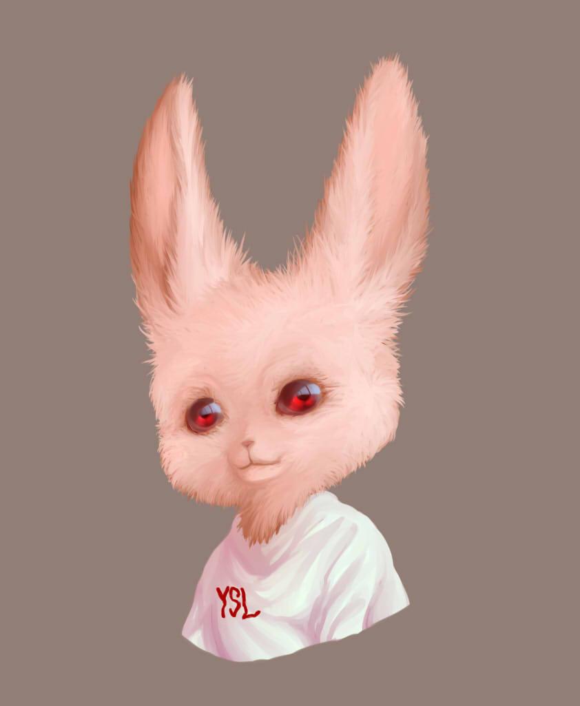 Rabbit XD by YSLLL
