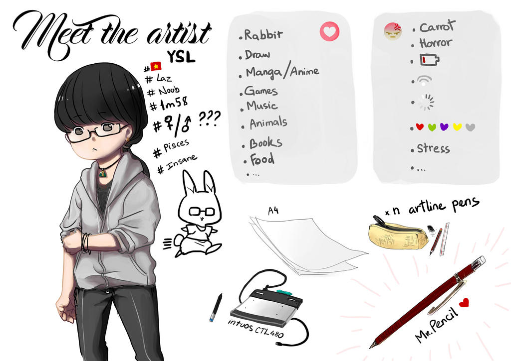 Meettheartist by YSLLL