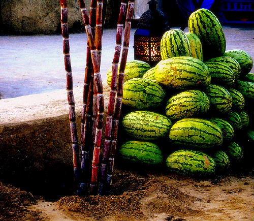 Melons by uaezlulu