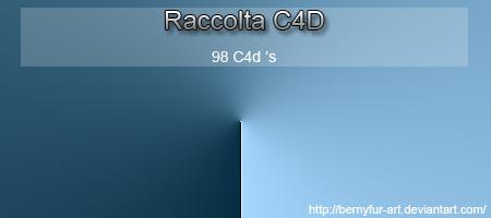 C4D Raccolta - Prima Raccolta by bernyfur-art