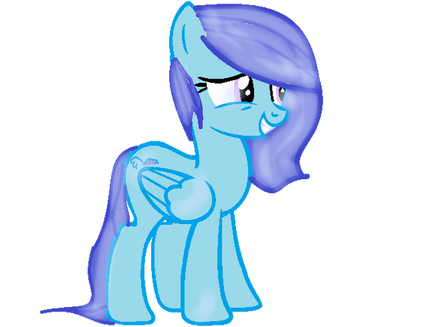 Saphire Stone for pony hearted by cadencetheflamehaze