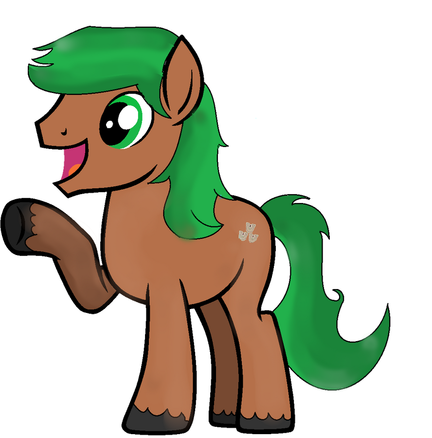 Jaeger comission for jaegerpony by cadencetheflamehaze