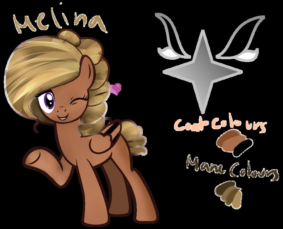 Pony Bidding! Melina Renesia! by XxSeroliousxX