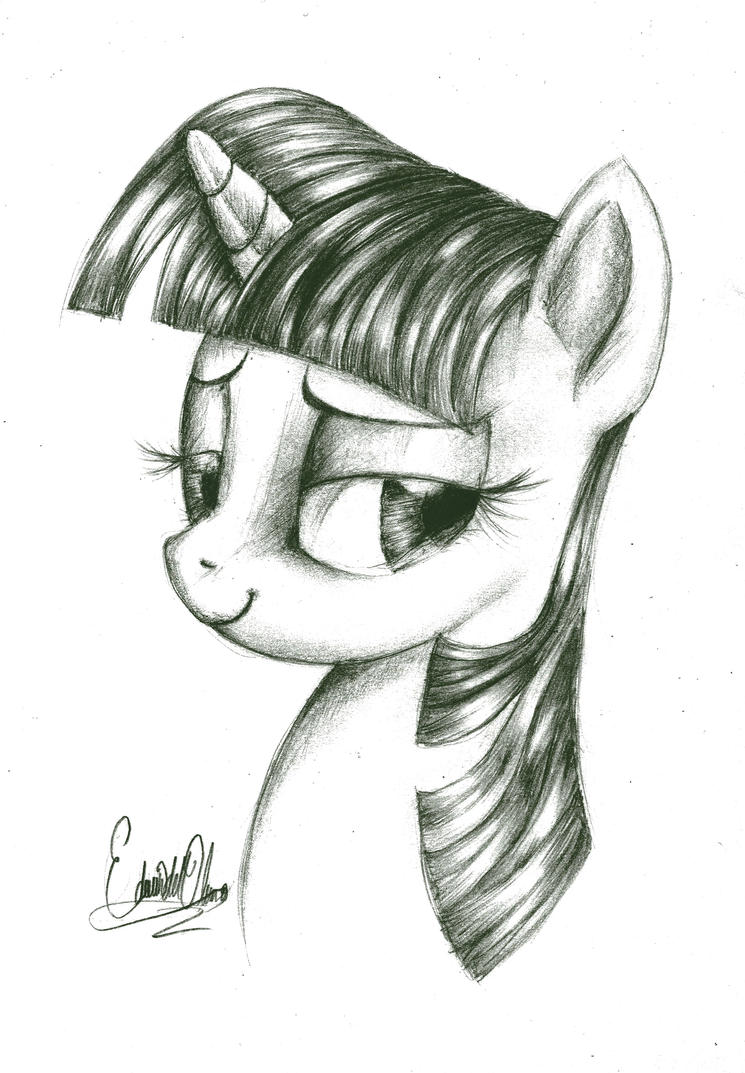 Twilight Sparkle by My-Magic-Dream