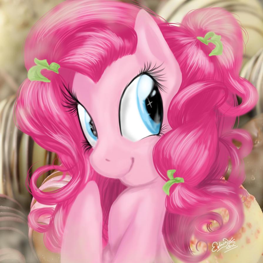 Pinkies hair by My-Magic-Dream