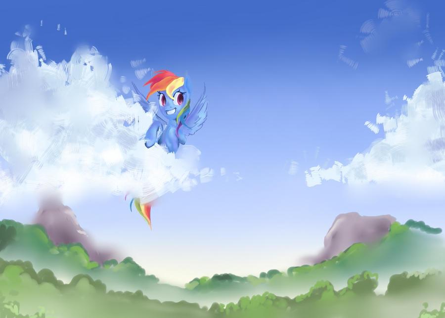 Clouds by My-Magic-Dream