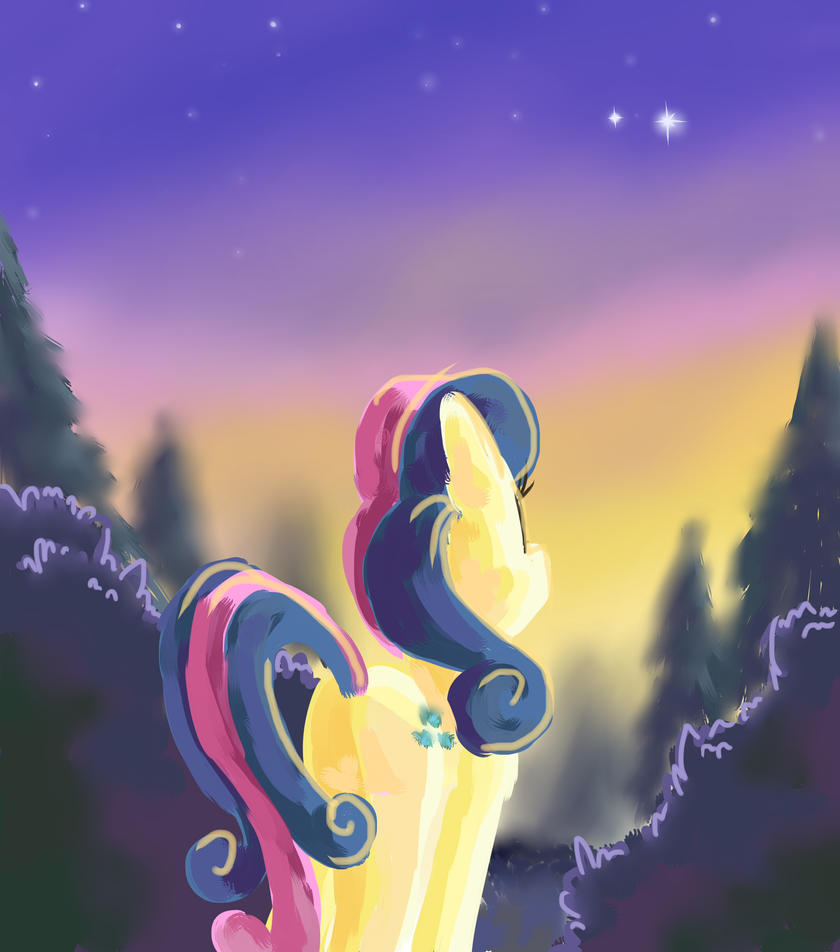 Night Star by My-Magic-Dream