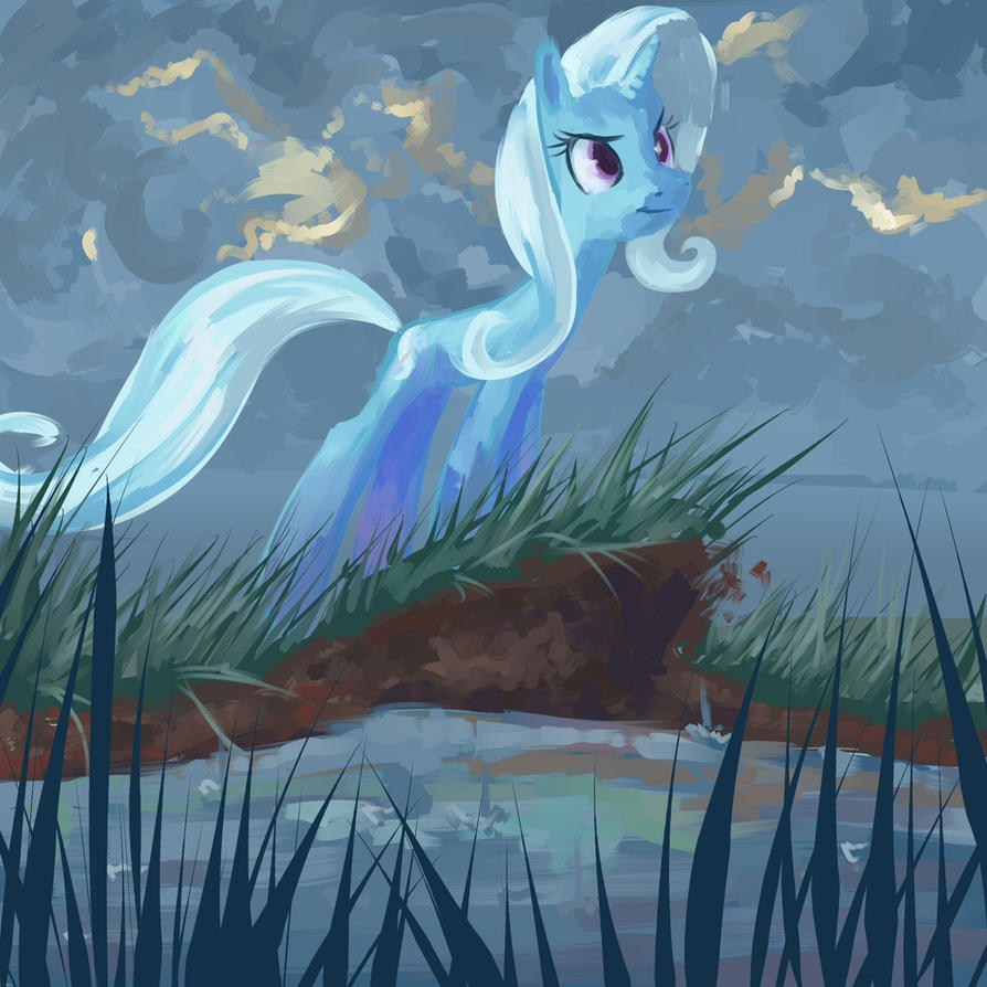 Trixie Returns by My-Magic-Dream