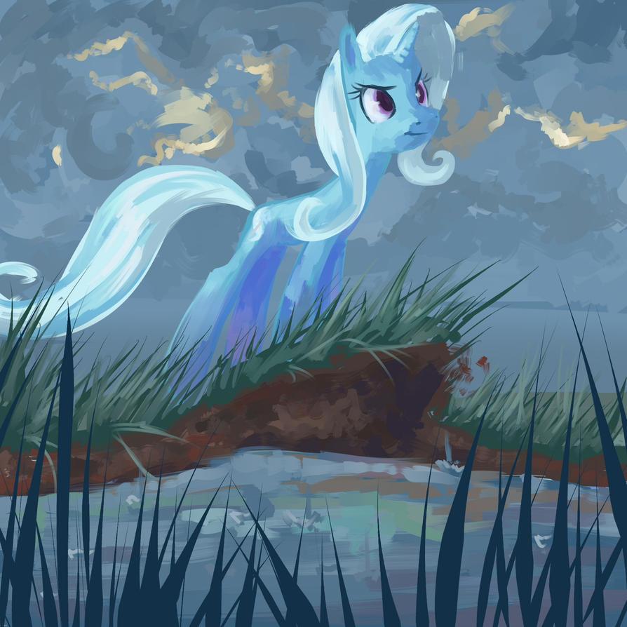 Trixie Returns by My-Magic-Dream
