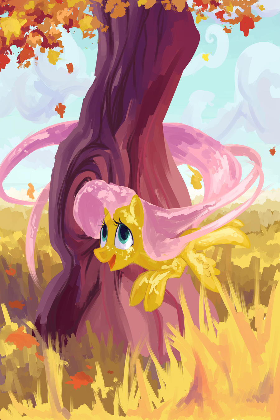Nice Tree by My-Magic-Dream