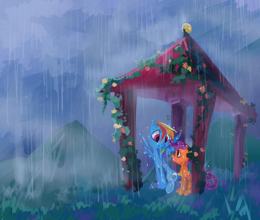 Rain by My-Magic-Dream
