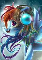 A Different Sound by My-Magic-Dream