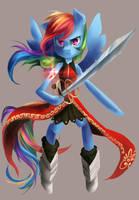 Magical Girl - Rainbow Dash by My-Magic-Dream