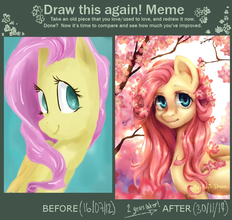 Draw It Again: by My-Magic-Dream