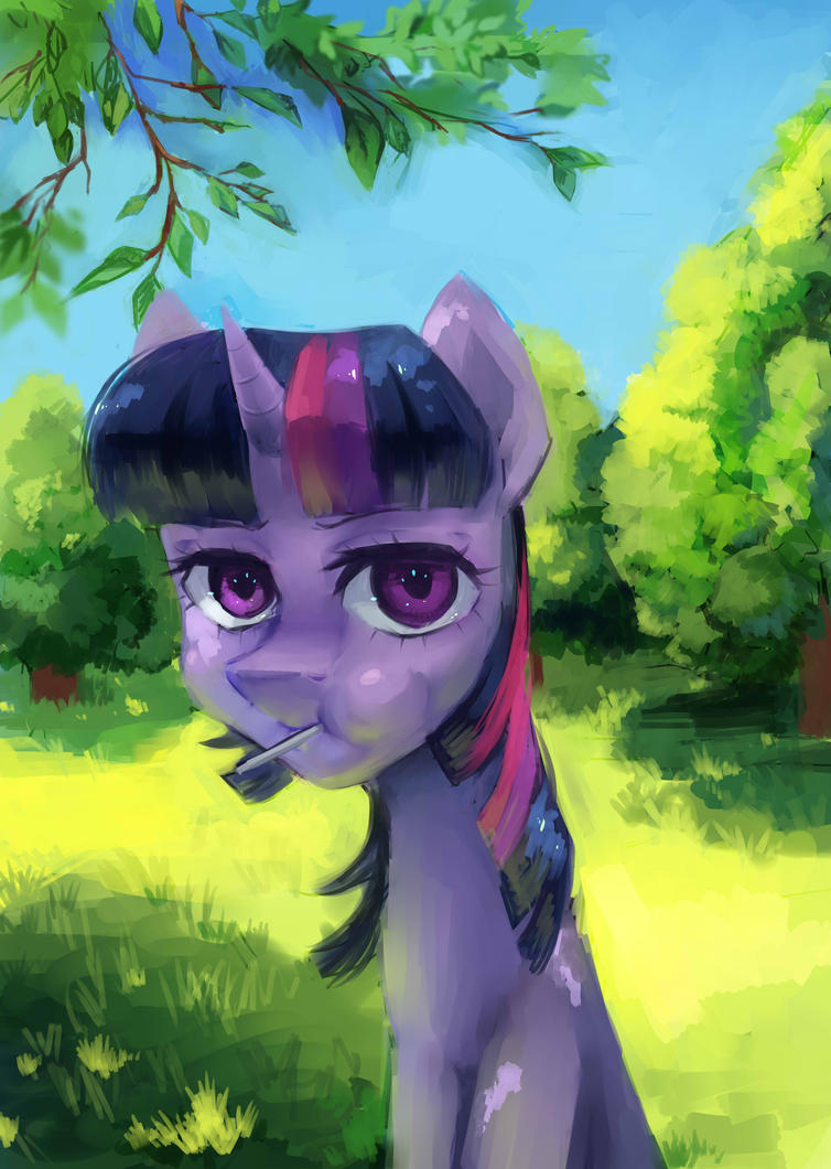 If You Don't Have Anything To Say Then Go Away by My-Magic-Dream