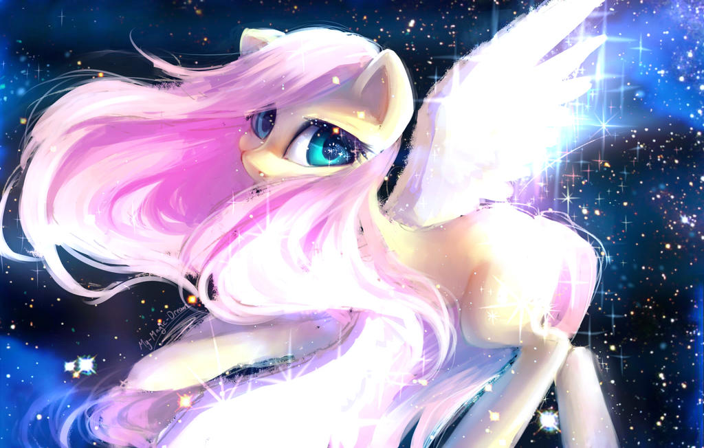 Shine Bright Like A Diamond by My-Magic-Dream