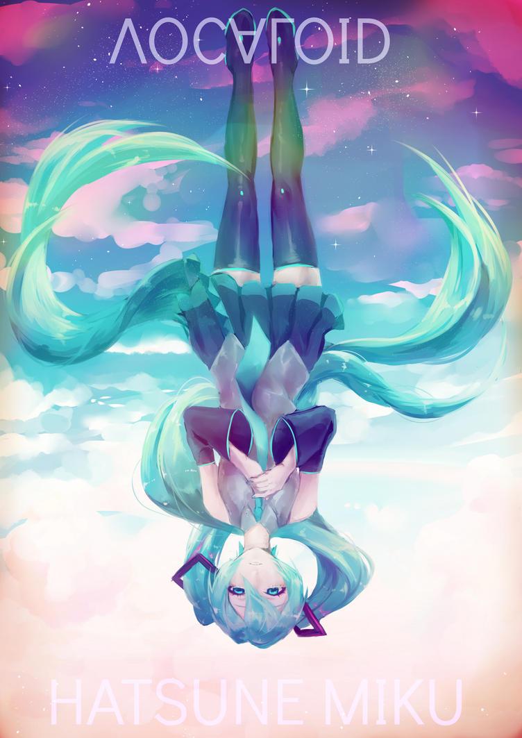 Falling In A Dream by My-Magic-Dream