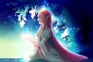 <b>Lotus Flower</b><br><i>My-Magic-Dream</i>