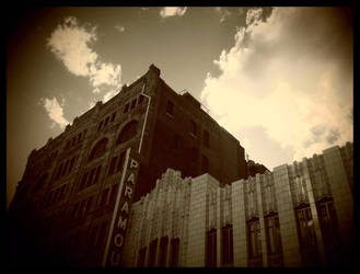 Paramount Theater by EmoAARtist93
