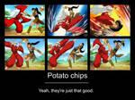 Potato chips!