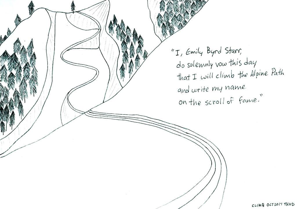 Day 27: Climb by Irionuib